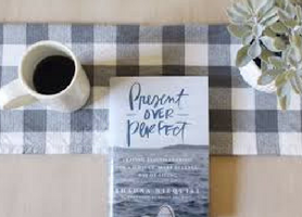 Present over Perfect Book Club Tile (1)